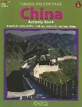 China Activity Book: Hands-On Arts, Crafts, Cooking, Research, and Activities (Hands-On Heri...