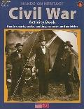 Civil War Activity Book: Hands-On Arts, Crafts, Cooking, Research, and Activities (Hands-On ...