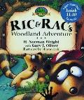 Ric and Rac's Woodland Adventure - H. Norman Wright - Hardcover