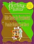 Old Testament Stories for Preschoolers: Family Nights Tool Chest