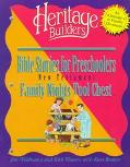 Bible Stories for Preschoolers Family Nights Tool Chest New Testament