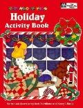 Patchwork Kids Holiday Activity Book