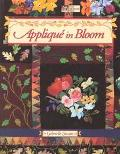 Applique in Bloom - Gabrielle Swain
