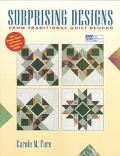 Surprising Designs from Traditional Quilt Blocks - Carole M. Fure - Paperback