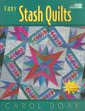 Easy Stash Quilts