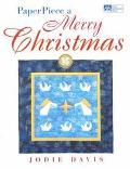 Paper Piece a Merry Christmas - Jodie Davis - Paperback