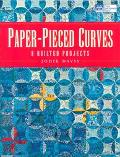 Paper-Pieced Curves: 8 Quilted Projects - Jodie Davis - Paperback