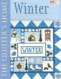 Quilter's Home Winter