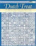 Dutch Treat 196 Applique Blocks Inspired by Delft Designs