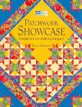 Patchwork Showcase Simple Quilts With Big Impact