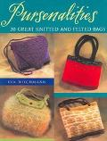 Pursenalities 20 Great Knitted And Felted Bags