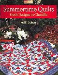 Summertime Quilts Fresh Designs in Chenille