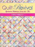Quilt Revival Updated Patterns from the 30's