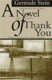 A Novel of Thank You (American Literature Series)