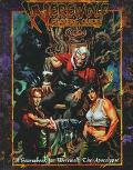 Werewolf Players Guide A Sourcebook for Werewolf  The Apocalypse