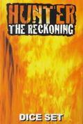 Hunter : The Reckoning Dice