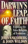 Darwin's Leap of Faith