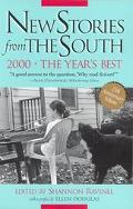 New Stories from the South The Year's Best, 2000