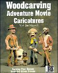 Woodcarving Adventure Movie Caricatures