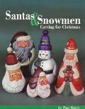 Santas and Snowmen: Carving for Christmas