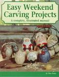 Easy Weekend Carving Projects