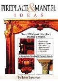 Fireplace and Mantel Ideas: Over 100 Classic Wood and Stone Fireplace Mantel Designs