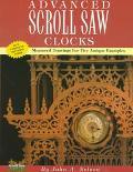 Advanced Scroll Saw Clocks (5 Original Antique Designs)