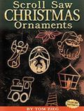Scroll Saw Christmas Ornaments Over 200 Patterns