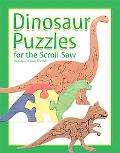 Dinosaur Puzzles for the Scroll Saw