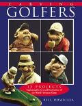 Carving Caricature Golfers