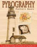 Pyrography Pattern Book A Sourcebook For Woodburners By Woodburners