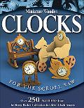 Miniature Wooden Clocks For The Scroll Saw Over 250 Patterns From The Berry Basket Collectio...