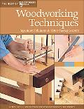 Woodworking Techniques: Ingenious Solutions and Time-Saving Secrets