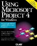 Using Microsoft Project 4 for Windows