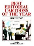 Best Editorial Cartoons of the Year 1994