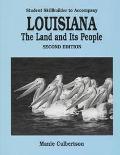 Student Skillbuilder to Accompany Louisiana The Land and Its People Student Skillbuilder