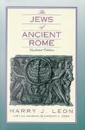 Jews of Ancient Rome