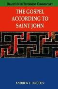Gospel According To Saint John