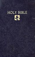 Holy Bible New Revised Standard Version, Black