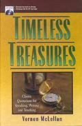 Timeless Treasures Classic Quotations for Speaaking, Writing and Teaching