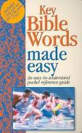 Key Bible Words Made Easy