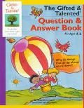 Gifted & Talented Question & Answer Book