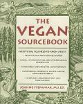 The Vegan Sourcebook - Joanne Stepaniak - Paperback