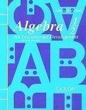Algebra 1/2 2e Solution Manual (Saxon Algebra)