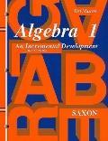 Algebra 1 3e Test Master