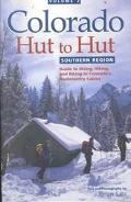 Colorado Hut to Hut Southern Region