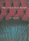 Crisis of Criticism