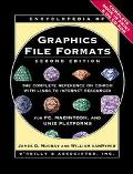 Encyclopedia of Graphics File Formats: The Complete Reference on CD-ROM with Links to Intern...