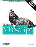 Learning VBScript (Nutshell Handbooks)