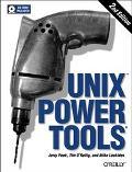 Unix Power Tools-w/cd